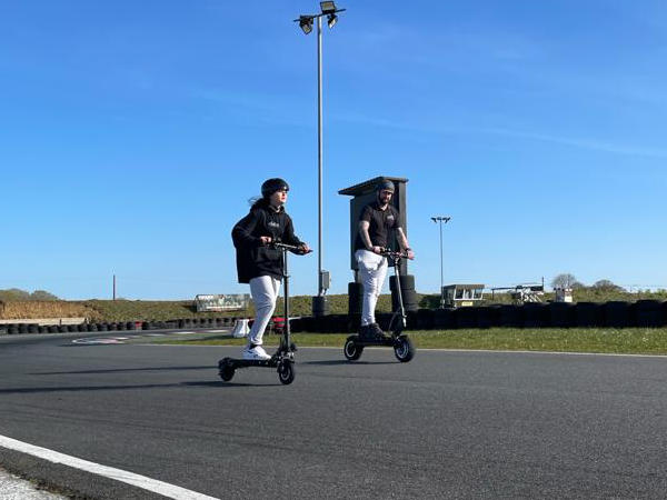 Electric Scooter Racing League